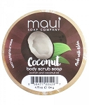 Coconut Body Scrub Soap