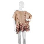 Sheer Poncho/Cover-up