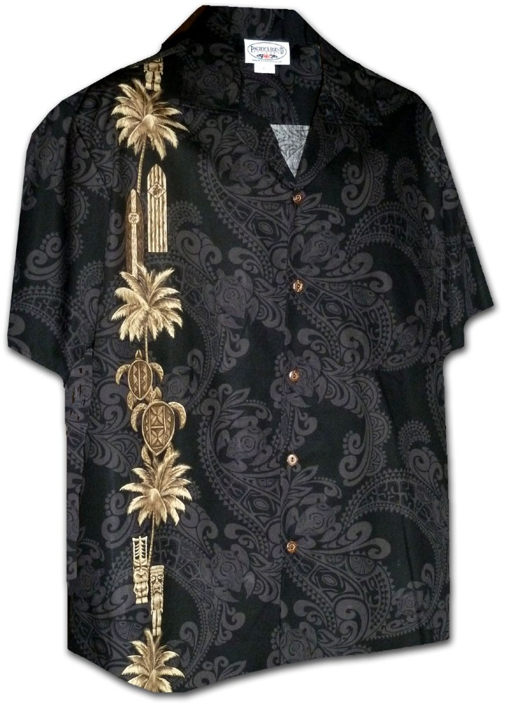 Single Panel Aloha Shirt