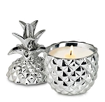 Pineapple Candle Coconut Palm