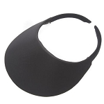 No Head Ache Visor in Black