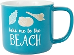 Mug Take me to the Beach