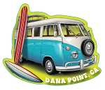 Sticker Surf Bus