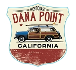 Sticker California Bear Woody