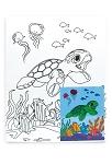 Paint Set Honu / Turtle