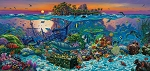 Puzzle - Coral Reef Island