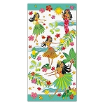Beach Towel Hula Honey