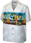 Happy Hour Aloha Shirt