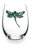 Stemless Glass Dragonfly