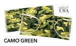 Personal Face Mask Camo Green