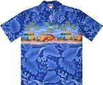 Woody Aloha Shirt