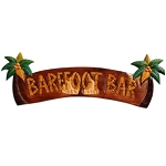 Barefoot Bar Wall Plaque