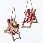 Beach Chair Ornament