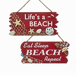 Beach Plaque Ornaments / decor