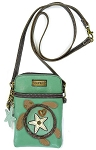 Sea Turtle Cell Phone Cross Body