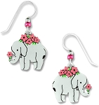 Sienna Sky Elephant Earrings