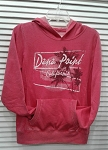 Dana Point Hoody in Pink