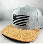 Cork Hat Patriotic