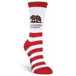 Ca Republic Womens Crew Socks