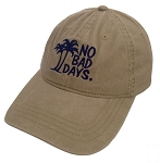 No Bad Days Baseball Cap