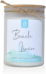 Jar Candle Beach Linen 12oz