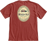 Woody Cruiser T in Nantucket Red