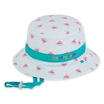 Infant Girls Hat Watermelon