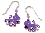 Sienna Sky Octopus Earrings
