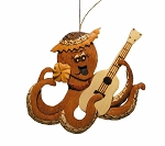 Octopus / Ukulele Ornament