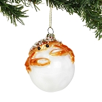 Pearl Ornament with Crab