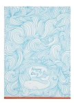 Whales Kitchen Towel