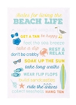 Beach Life Kitchen Towel