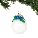Pearl Ornament with Turtle