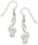 Sienna Sky Piano Note Earrings