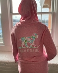 Ladies Key West Cozy Zip Up / Buddy by the Sea