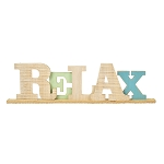 Relax Wood Decor