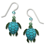 Sienna Sky Seaturtle Earrings