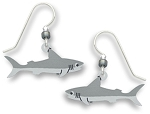 Sienna Sky Shark Earrings