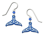 Sienna Sky Whale Tail Earrings