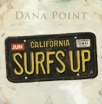 Canvas Art Print Surf's Up
