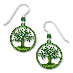 Sienna Sky Tree of Life Earrings