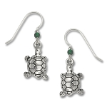 Sienna Sky Turtle Earrings