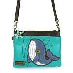 Mini Cross Body Purse Whale