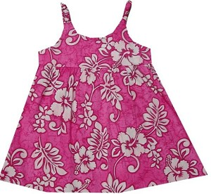 Girls Bungee Dress in Pink