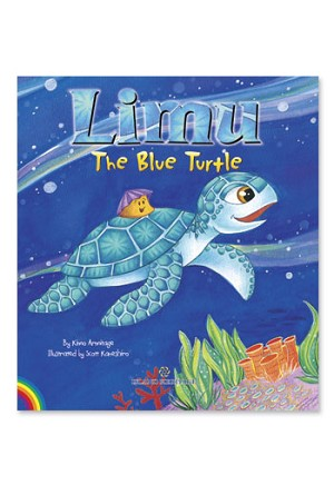 Limu, the blue Turtle Book