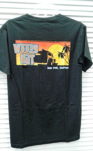 Woody Hut Logo T-Shirt